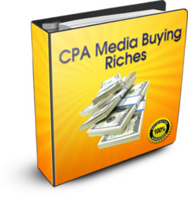Product picture CPA Media Buying Riches